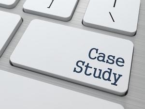 case study button