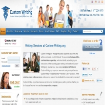 ☆ Best Custom Writing Services of From Top Companies
