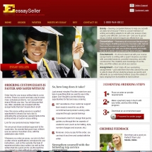 Essayseller.com Screenshot