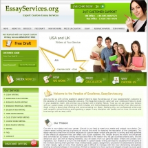 Essayservices.org Screenshot