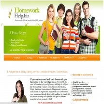 Homeworkhelp.biz Screen