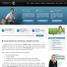 Assignmentexpert.com Screen