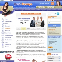 Bestessays.com Screen