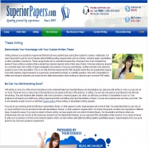 Superiorpaper.net Screenshot