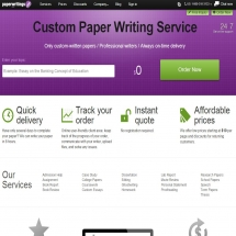 Paperwritings.com Screen