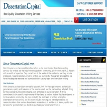 Dissertationcapital.com Screen