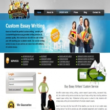 Customwritingservices.org Screen
