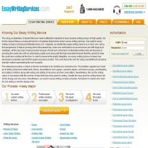 Essaywritingservices.com Screen